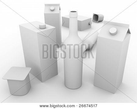 Packaging Models