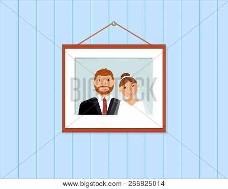 Happy Smiling Family Vector Photo Free Trial Bigstock