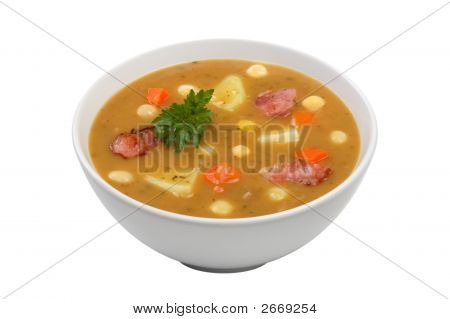 Soup Made From Beans