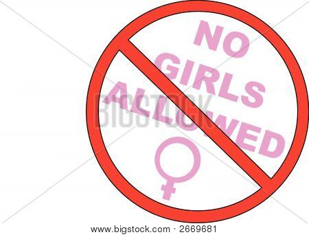 No Girls Allowed.Eps
