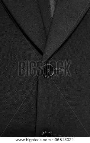 Button Business Suit