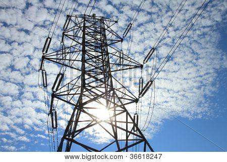 Electrical Power Pylon
