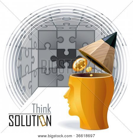 Idea Man - Puzzles, Challenges and Solutions