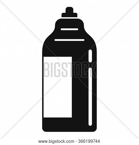 Antiseptic Bottle Icon. Simple Illustration Of Antiseptic Bottle Vector Icon For Web Design Isolated