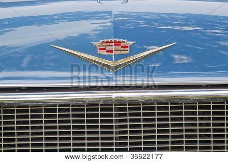 1957 Cadillac Fleetwood Emblem