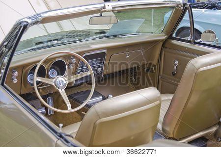 1967 Chevy Camaro Interior
