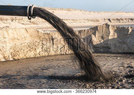 Sediment Transposition Intervention