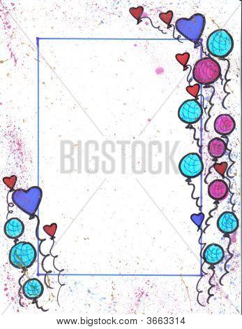 Border Balloons