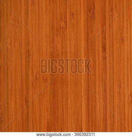 Clean Brown Teak Wood Texture Background. Wallpaper
