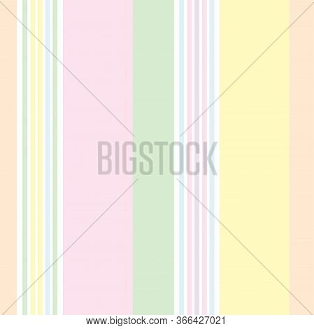 Vertical Stripes Seamless Pattern. Autumn Winter Business Suit Vertical Line Pattern. Summer, Spring
