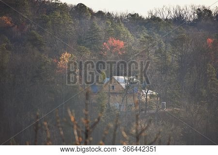 Gatlinburg, Tn - Mountain Cabin Home Image