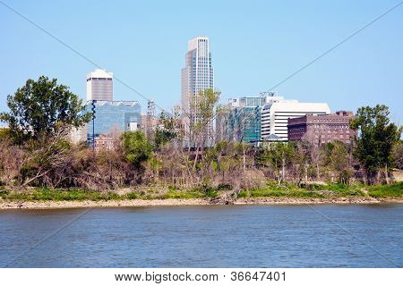 Omaha And The River