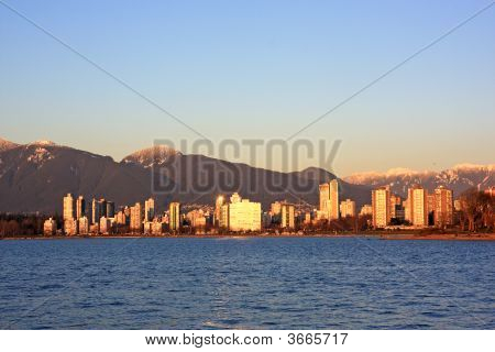 Downtown Vancouver Westend