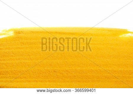 Yellow Sand Texture And Background.sand Beach Texture And Background.the Particles Of Sand Splattere