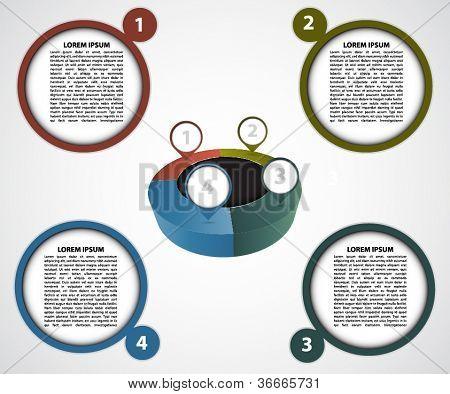 Diagramm presentation.