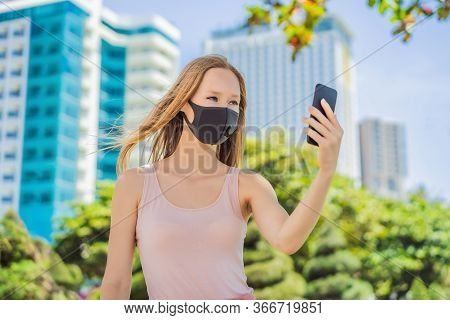 Face Recognition In Medical Mask Using Artificial Intelligence And Neural Networks. Biometric Scanni