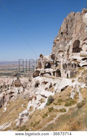 Photo Of Uchisar Castle In Cappadocia - Uchisar, Turkey
