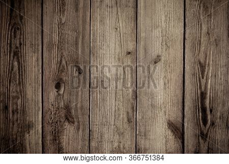 Wooden Texture Background. Brown Wood Texture, Old Wood Texture For Add Text Or Work Design For Back