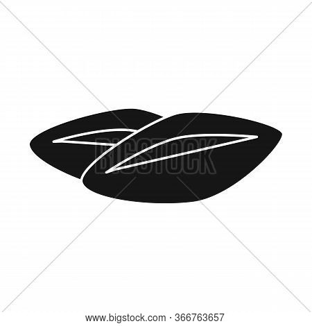 Vector Illustration Of Grain And Wheat Logo. Set Of Grain And Seed Vector Icon For Stock.