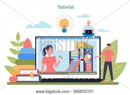 Babysitter Service Or Nanny Agency Online Service Or Platform