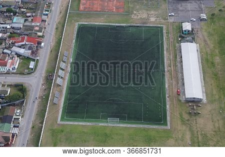 Aerial Photo Of Athlone Astro Turf And Grandstand