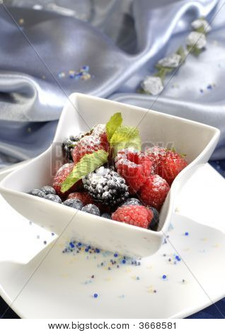 Berry Sweet Dessert