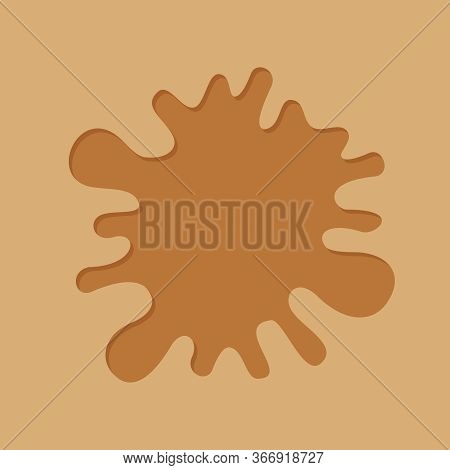 Wet Corrugated Cardboard Box, Crate Boxes Texture Wet, Damaged Boxes Concept, Wet Cardboard Box Brow