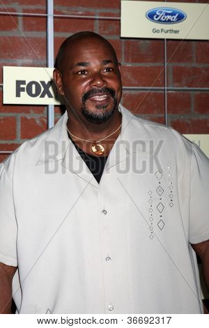 LOS ANGELES - SEP 10:  Kevin Michael Richardson arrives at the FOX Eco-Casino Party 2012 at Bookbindery on September 10, 2012 in Culver City, CA