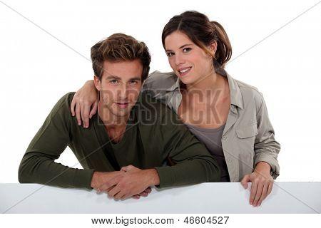 Couple linked