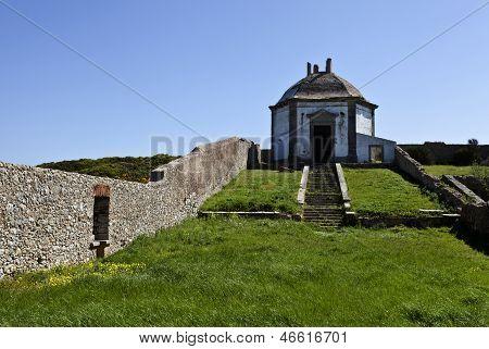 Cape Espichel Water House, Portugal