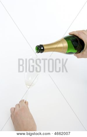 Filling A Glass