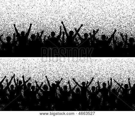Multitudes granuladas