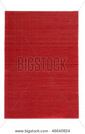 Red Bedding