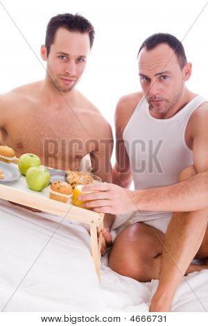 Happy Homo Breakfast