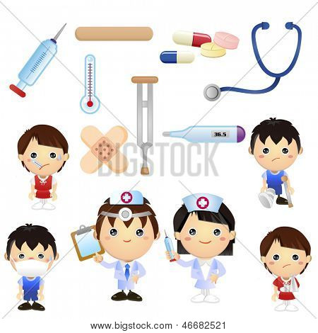 Little Doctor Kids