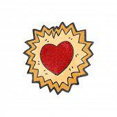 heart symbol cartoon