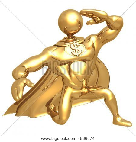 Superhero Dollar