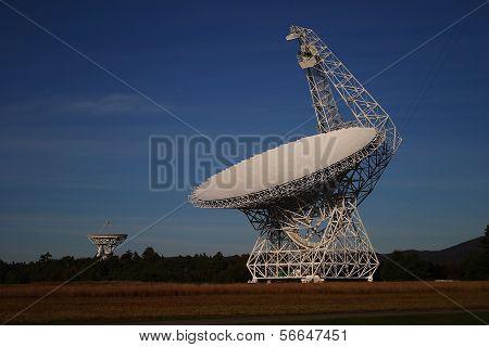 Radio Space Telescope