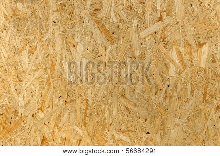 Pressed Wooden Panel Seamless Texture closeup photo poster