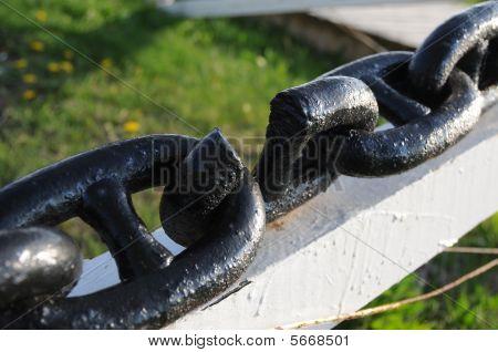 Cadena rota - eslabón
