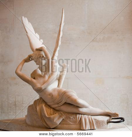 Love And Psyche, By Antonio Canova