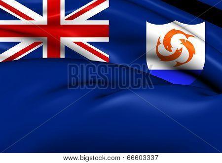 Flag Of Anguilla