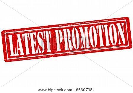 Latest Promotion
