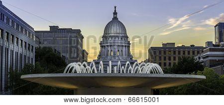 Capital At Dusk