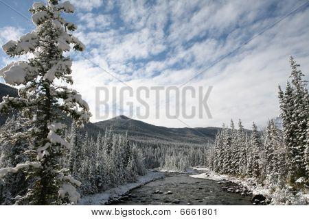 Sheep River Kananaskis Country, Alberta, Canada.