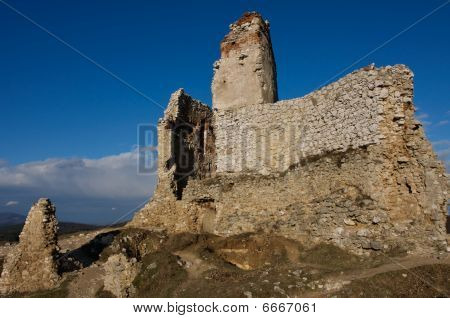 Cachtice castle