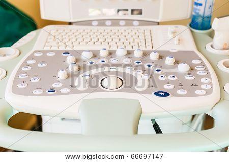 Ultrasound Buttons