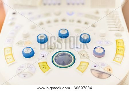 Ultrasound Controls
