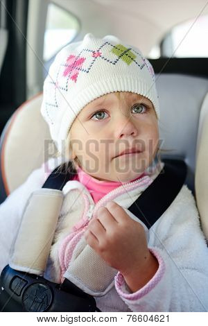 Toddler Crying In Car