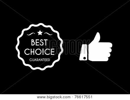 Best choice icons
